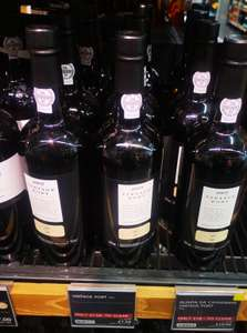 M&S 2007 Vintage Port 75cl - £7.50, was £27 Instore @ M&S Simply Food, Strathkelvin Retail Park, Bishopbriggs