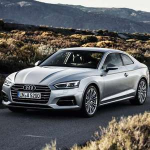 Audi A5 Coupe 35 TFSI Sport 2dr S-Tronic - 24m lease - 8k miles p/a - £1470 initial + £245pm + £199 admin = £7304 @ Leasing Options