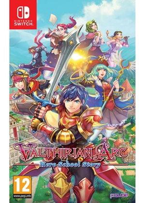 Valthirian Arc : Hero School Story - Nintendo Switch - Base.com £13.85