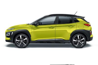 Hyundai KONA SUV 1.6 CRDi 136 Premium SE 5Dr DCT [Start Stop] annual mileage 8000 Total £2375.87 18 month lease @ Vertu Motors