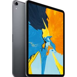 """Apple iPad Pro (2018) 11"""" A12X 64GB Wifi - Space Gray (with 1 year official Apple Warranty) - £559.54 @ eGlobalCentralUK"""