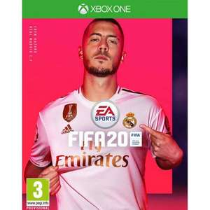 Fifa 20 Standard edition £44.95 - Champions edition £64.95 @ The Game Collection
