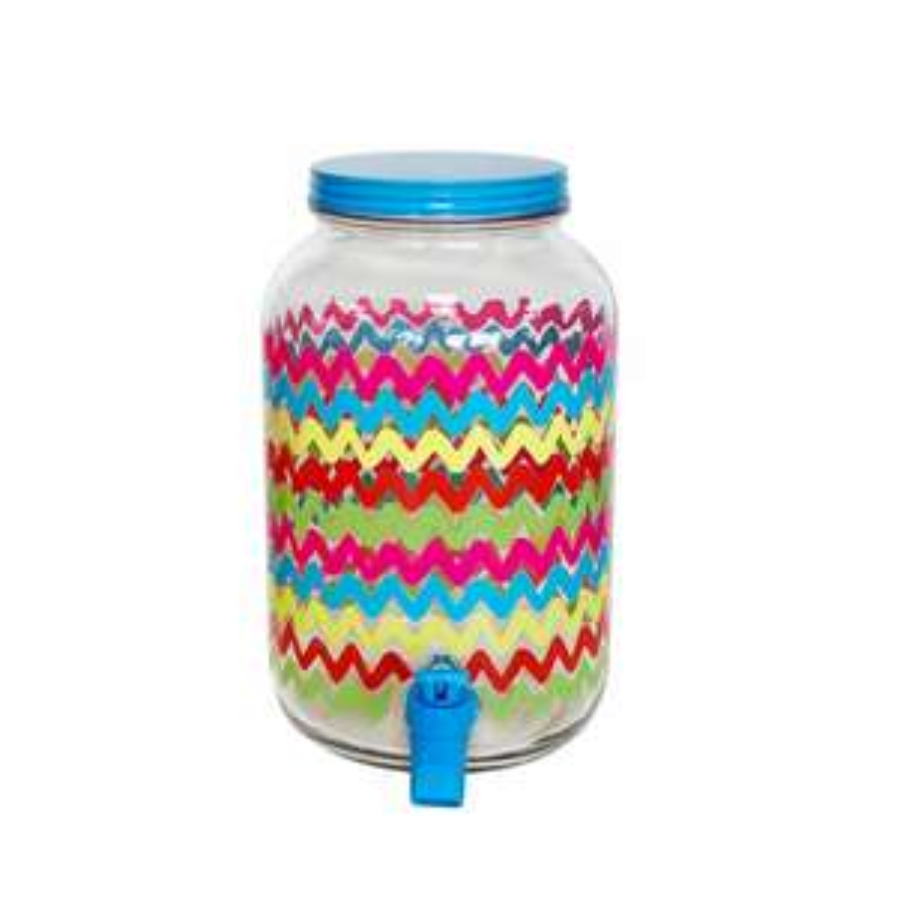 1/2 Price : 3.8L Multicoloured Drinks Dispenser Now £3.50 @ Asda ( Free C&C / In store )