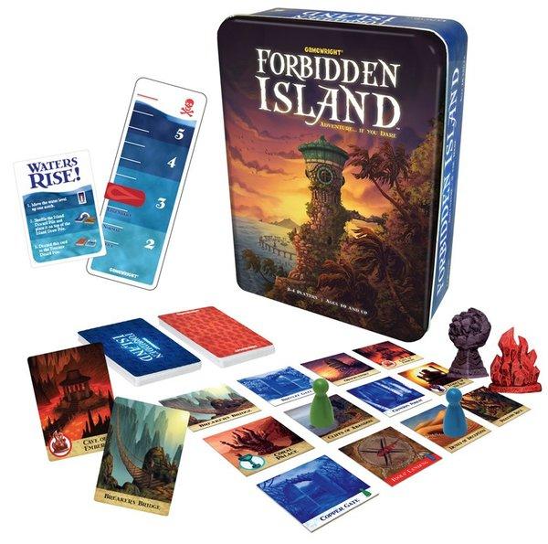 Forbidden Island Board Game £15.73 @ Jacinabox