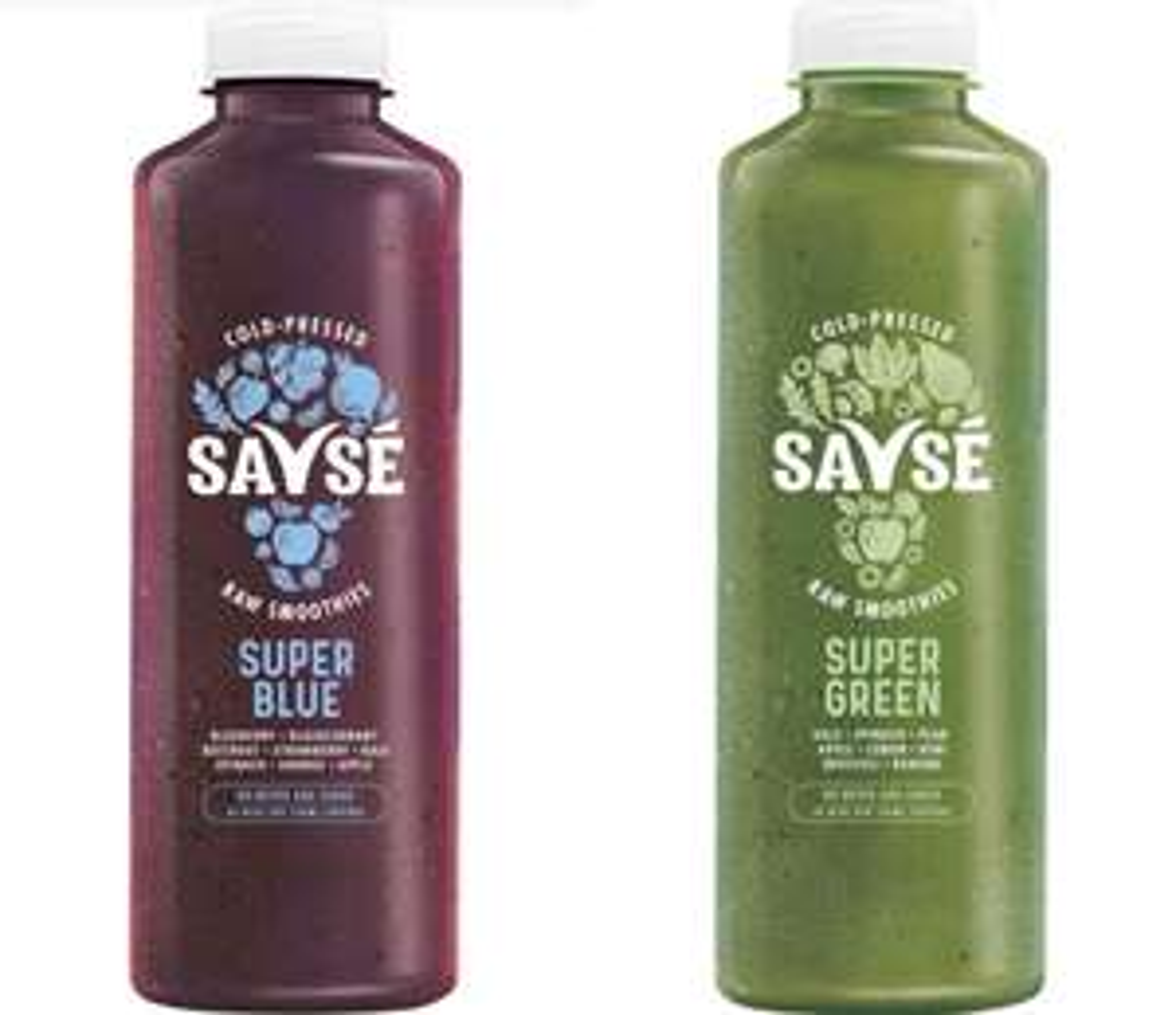 Savse Super Blue/Green Smoothie 750ml -  £2.50(C/B Available) @Sainsbury's