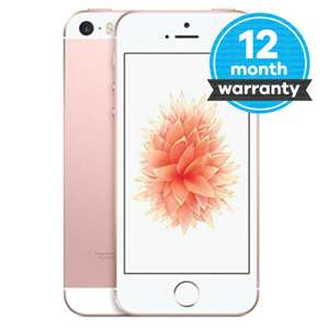 Refurbished Good 32GB Apple IPhone SE Smartphone Locked To Vodafone £67.50 With Code @ Music Magpie Ebay