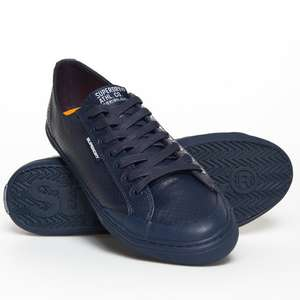 Superdry Mens Low Pro Luxe Trainers £17.50 delivered  Size 7, 8, 9, 10 @ Superdry