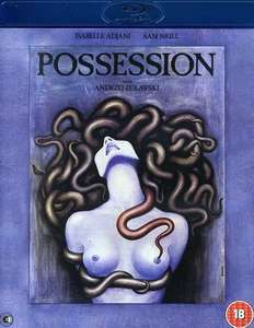 Possession (second sight) blu ray £7.99 with prime (£10.98 without) @ amazon