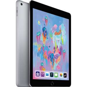 """Apple iPad 9.7"""" (2018) 32GB Wifi - Space Grey (with 1 year official Apple Warranty) £225.14 @ Eglobal Central"""