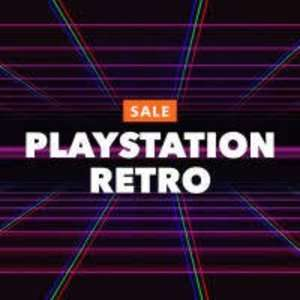 PlayStation Store UK - Retro Sale