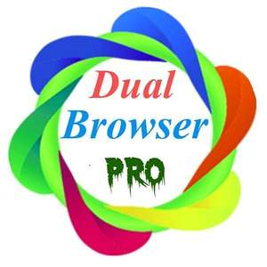 Dual Browser Split Screen Browser Pro now FREE @ Google Play