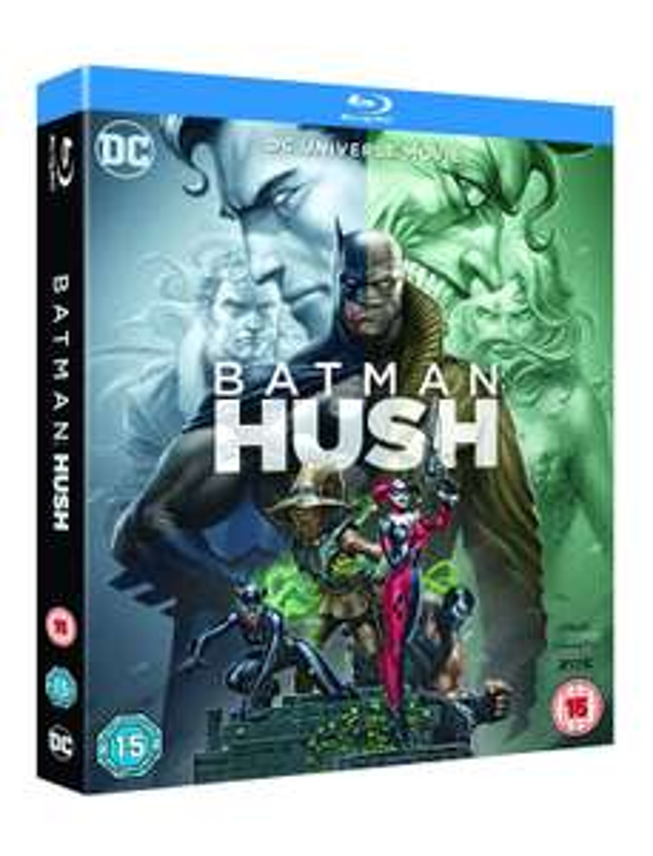 Batman: Hush Blu-ray now £7 (Prime) + £2.99 (non Prime) at Amazon