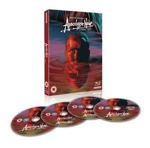 Apocalypse Now Final Cut - Blu Ray - 4 disc edition - £15 delivered @ Planet of Entertainment / eBay