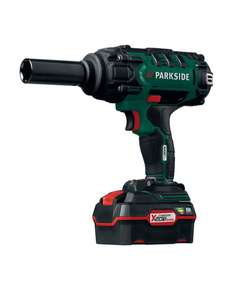 Parkside 20V Cordless Vehicle Impact Wrench - £59.99 instore @ LIDL
