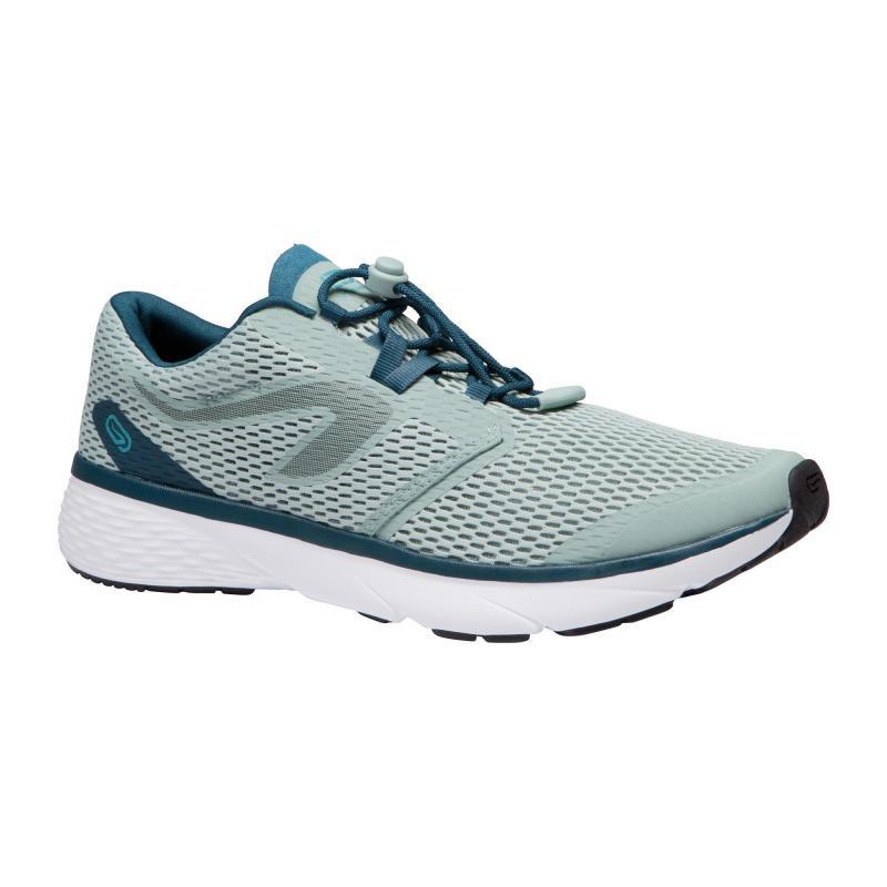 Kalenji Running Shoe - model Run Support Breathe - Green price reduced to £19.99 at Decathlon - Free c&c