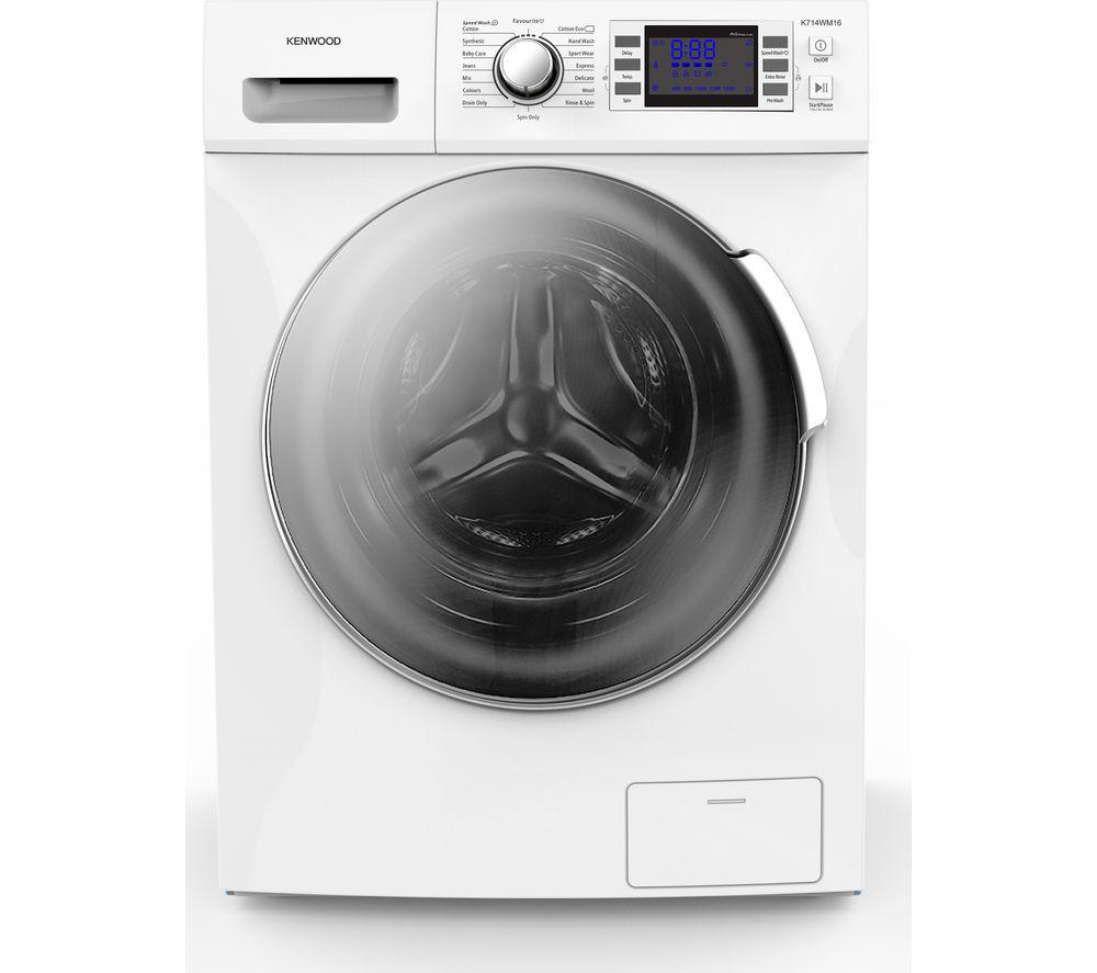 KENWOOD K714WM16 Washing Machine 7kg - White £169 @ Currys