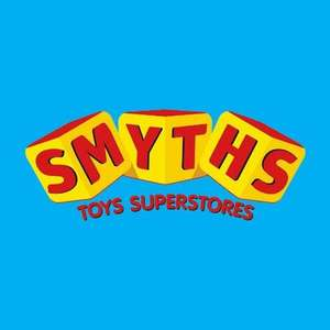 Smyths Toys £10 Off for EVERY £50 you spend (so £20 Off £100, £30 Off £150 etc) @ Smyths Toys Instore