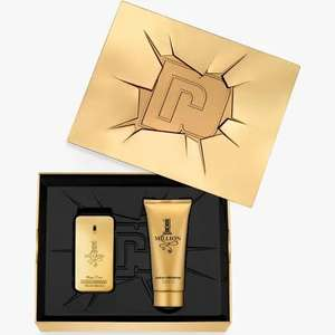 Paco Rabanne 1 Million 50ml EDT Gift Set £36.38 / Paco Rabanne 1 Million 100ml Gift Set £49.87 + Free Delivery @ Escentual