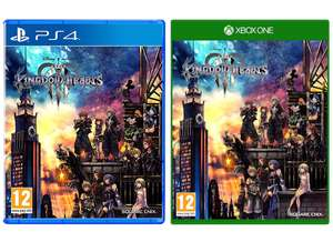 Kingdom Hearts III (PS4 / Xbox One) for £15.85 delivered @ ShopTo