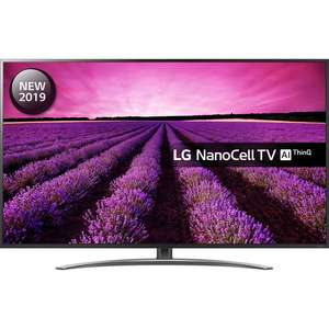 "Free 32"" TV When you purchase Selected large Screen LG TV's with voucher code @ AO.com"