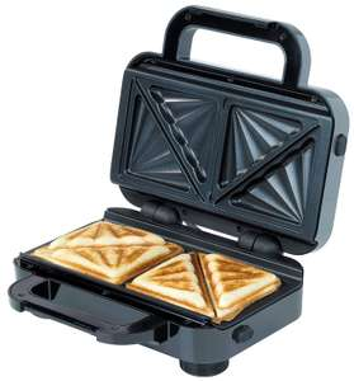 Breville VST041 Deep Fill Sandwich Toaster, Stainless Steel - Silver £24 @ Amazon
