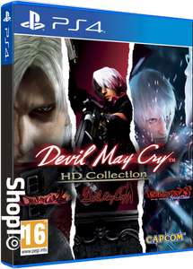 Devil May Cry HD Trilogy (PS4) £12.85 Delivered @ ShopTo