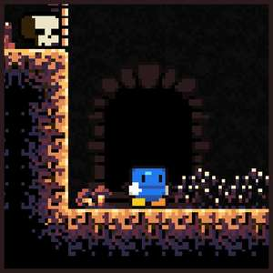 Blu Escape - Hardcore Platformer (Android) Temporarily FREE on Google Play (was 59p)
