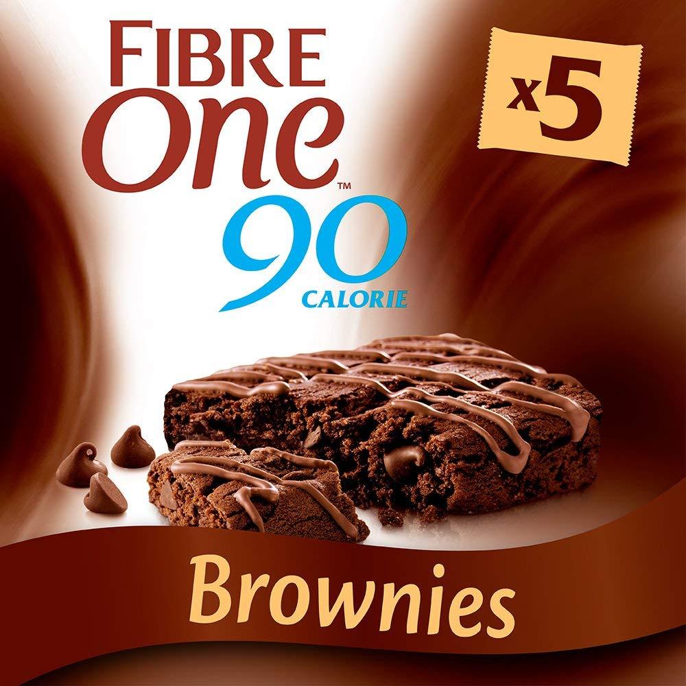 Fibre One  Bars 5x24g  Chocolate, Salted Carmel, Lemon Drizzle £1 Amazon Pantry (£15 min spend, +£3.99 p+p)