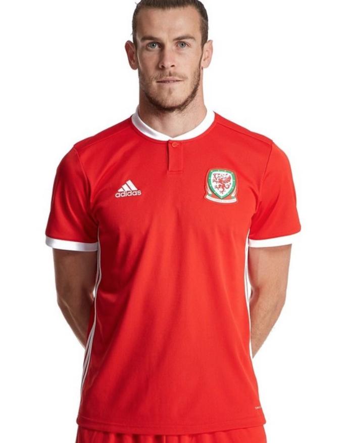 Wales Home shirt 2018/19 JUST £12.99 delivered @ JDSports.co.uk