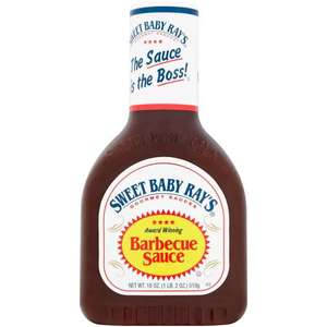 Sweet baby rays BBQ sauce £1.99 @ Lidl Harwich