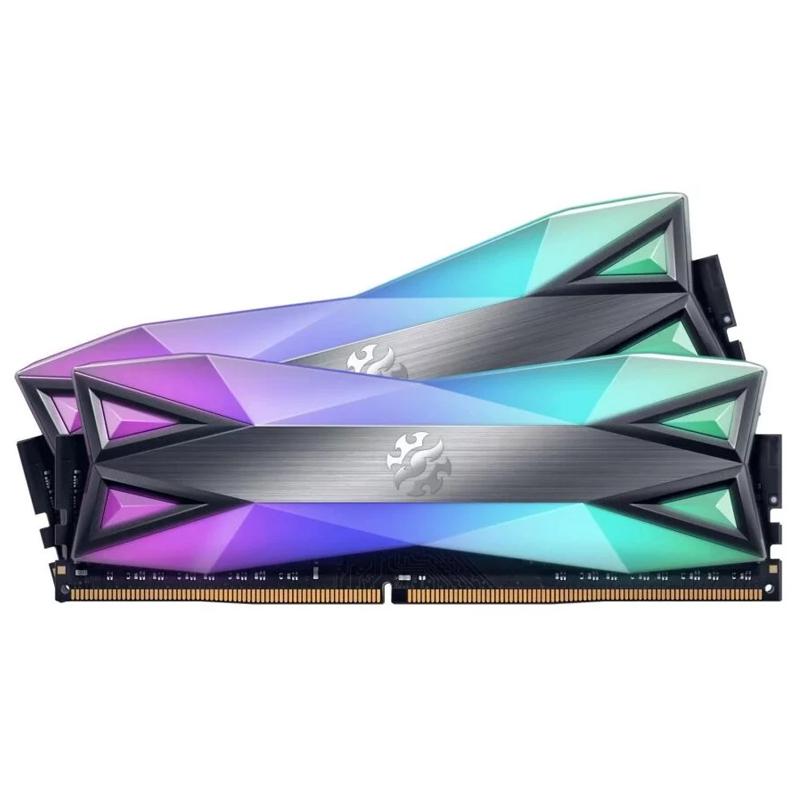 Adata XPG Spectrix D60G RGB 16GB 2x8GB 3600MHz DDR4 RAM £109.99 @ Box