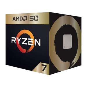 AMD Ryzen 7 2700X GOLD EDITION AM4 Processor £199.98 at Amazon  (Free game pass)