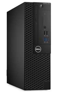 DellOptiplex 3050 i5 6500 3.2Ghz 8GB 256GB SSD Windows 10, refurbished, £194 delivered with discount code at itzoo.co.uk
