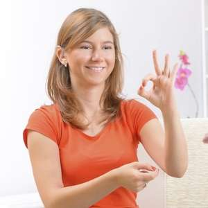 Certificate in British Sign Language Level 1 and 2 Online Course £12 with code @ Groupon