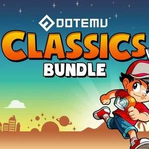 DotEmu Classics Bundle (Steam) £1.45 @ Fanatical