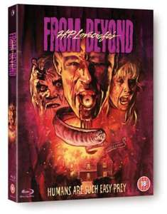 From Beyond (second sight) blu ray £7.99 with prime (£10.98 without) @ Amazon
