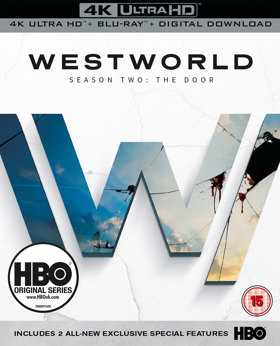 Westworld Season 2 4K £29.99 @ HMV Instore