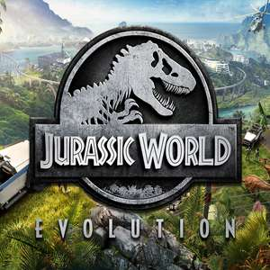 Jurassic World Evolution (PC) £10.49 or £11.99 for the Deluxe @ Steam