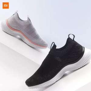 Xiaomi Mijia Lightweight Walking Casual Trainers Lots Of Sizes £13.77 Or £11.33 With New User Coupon @ Global Mi Homes Store/Aliexpress