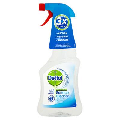 Dettol Cleaning Spray Antibacterial 500ml £1 @ Asda