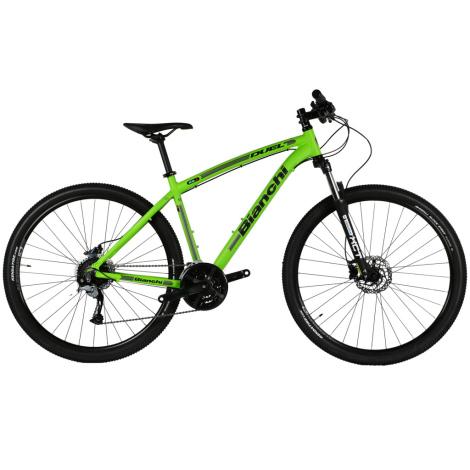 Merlin Cycles end of season bike sale e.g. Bianchi Duel 27S Acera Mountain Bike £309