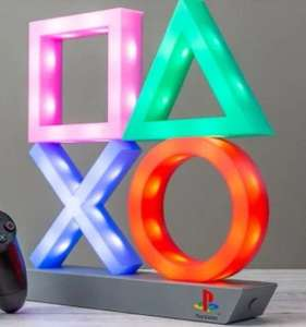 Sony Playstation Icons Light XL £27 (10% Auto Applied AT Checkout) Exclusive To Menkind + Free Delivery