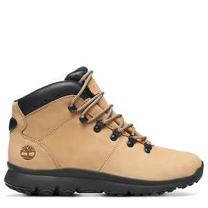 World Hiker Mid Boot Mens - £62.50 @ Timberland Shop - Free Delivery