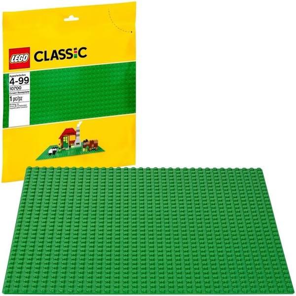 LEGO 10700 Classic Green Baseplates £3.50 instore @ Tesco Kidderminster