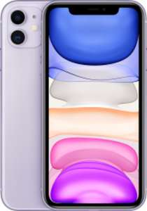 Apple iPhone 11 64GB on o2 2GB Data Unlimited Mins  Unlimited Texts 3 Months Free Apple Music £20/24m + £390 at Mobiles.co.uk