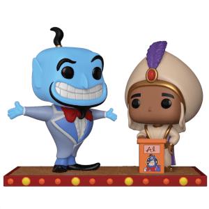 Funko Pop Vinyl - Disney Aladdin Genie Movie Moment - £9.99 + Zavvi Red Carpet (Free P&P for a year)