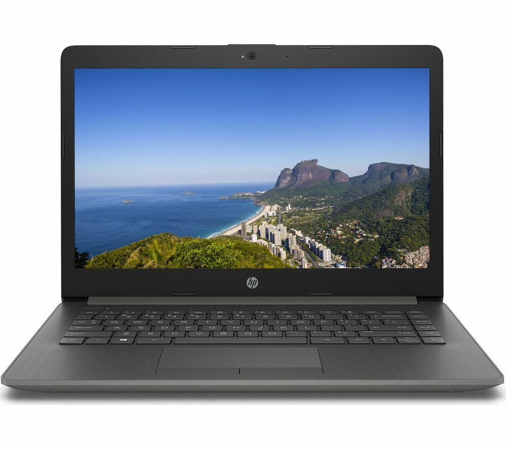 "HPStream 14-cm0506sa 14"" AMD A4 Laptop - 64 GB eMMC, Silver - £199 @ Currys PC World"