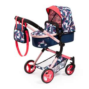 Cosatto doll pram (made by Ooba) - OOS online, but loads of stores have stock £40 - Asda
