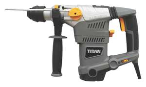 Titan TTB653SDS 5.9KG SDS Plus Drill £49.99 @ Screwfix C&C