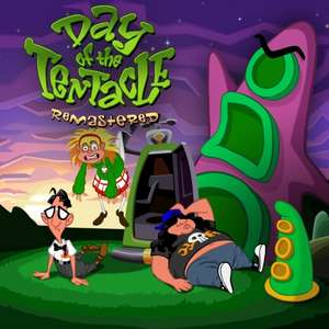 Day of the Tentacle Remastered / Full Throttle Remastered/ Grim Fandango Remastered (PS4/Vita) £3.99 Each @ PlayStation Network